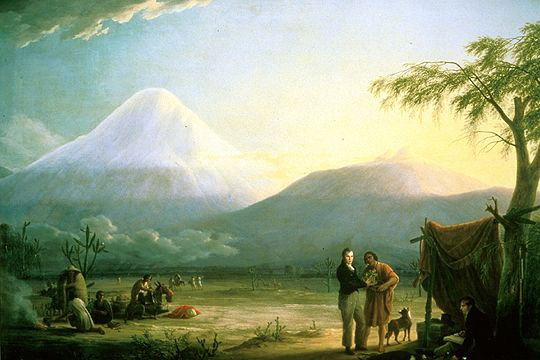 Humboldt-Bonpland_Chimborazo