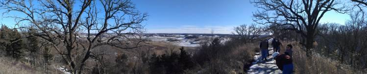 winter-saunter-on-badger-ridge